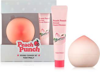Tony Moly Tonymoly 2-Pc. Peach Punch Double Cleanse Set