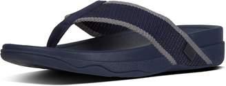 FitFlop Surfer Men's Textile Toe-Thongs