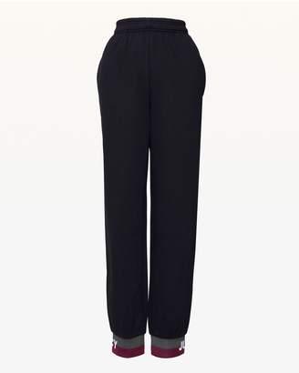 Juicy Couture Jacquard Juicy Fleece Jogger Pant