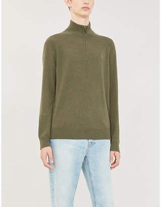 Polo Ralph Lauren Half-zip merino wool jumper