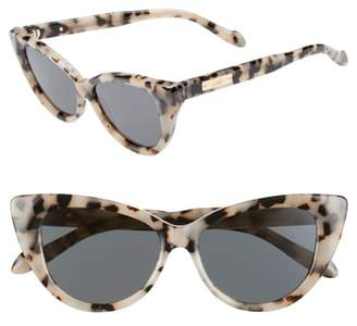 Sonix Kyoto 51mm Cat Eye Sunglasses