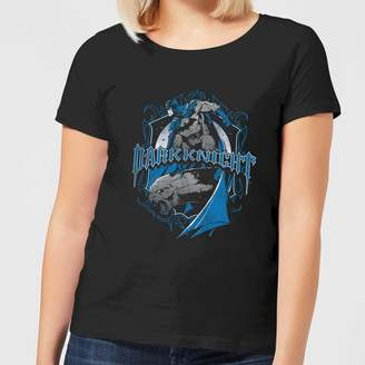 DC Comics Batman DK Knight Shield Women's T-Shirt