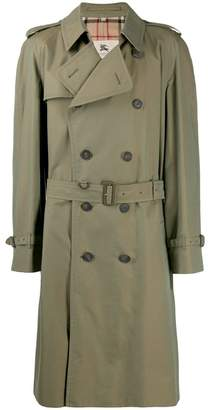 Burberry Pre-Owned 1990's trench coat