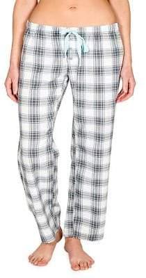 PJ Salvage Plaid Pajama Pants