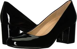 9a61757fd0a Naturalizer Black Patent Leather Pumps - ShopStyle