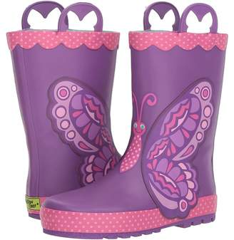 Western Chief Betty Butterfly Rain Boot Girls Shoes