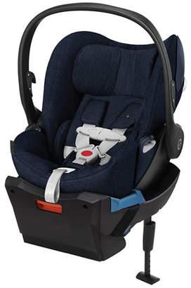 Cybex Cloud Q Plus Rear-Facing Car Seat, Midnight Blue
