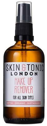 SKIN & TONIC LONDON Make Up Remover
