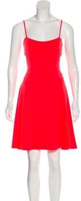 Susana Monaco Sleeveless A-Line Dress