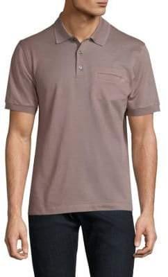 Brioni Classic Cotton Polo