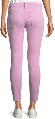 Frame Le High Skinny Stretch-Twill Jeans