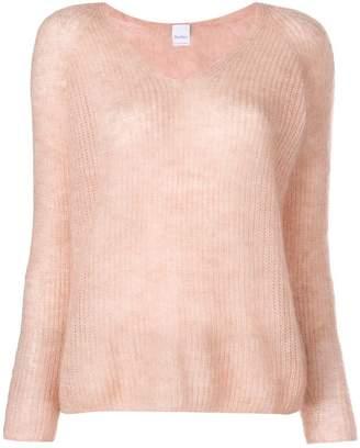 Max Mara lightweight v-neck sweater