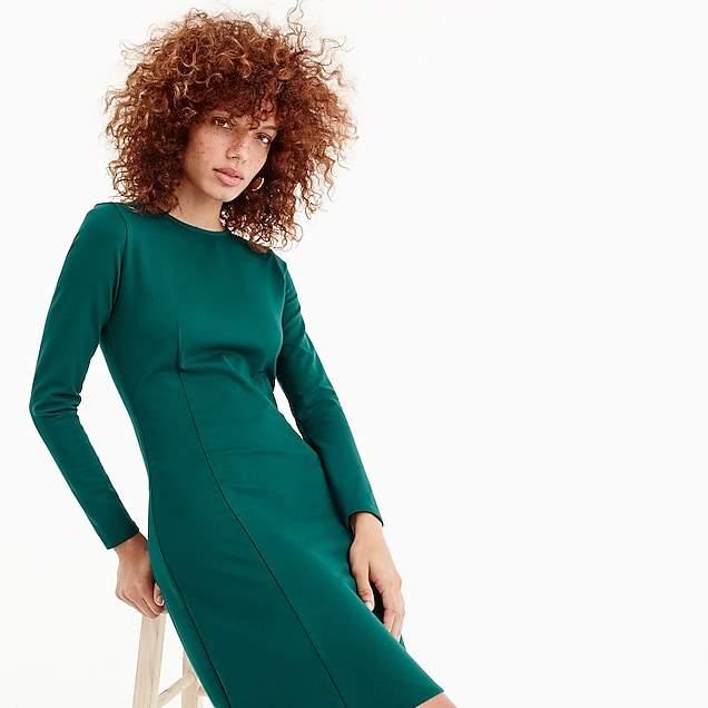 Tall Long-sleeve sheath dress