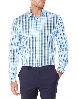 Ben Sherman Ls Multi Gingham Kings Fit Shirt
