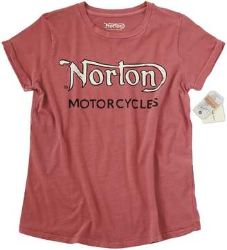 Lucky Brand Women's - Norton Motorcycle Tee
