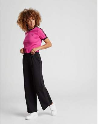 Fred Perry Tape Wide Leg Track Pants