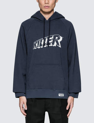 Wacko Maria Washed Heavy Weight Hooded Pullover (Type 3)