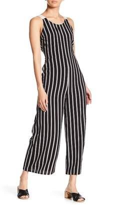Lumiere Stripe Jumpsuit