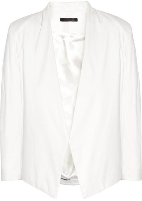 Aminaka Wilmont Short leather jacket