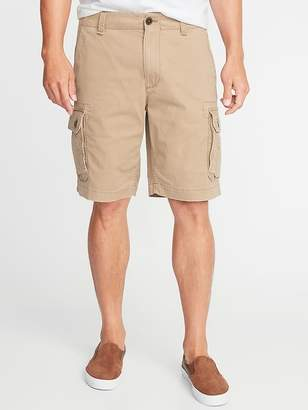 Old Navy Straight Lived-In Built-In Flex Cargo Shorts for Men - 10 inch inseam