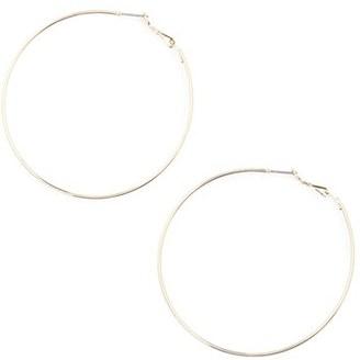 Junior Women's Bp. Large Hoop Earrings $12 thestylecure.com