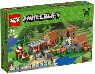 Lego Minecraft The Village