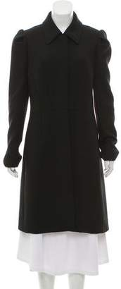 Louis Vuitton Tailored Wool Coat