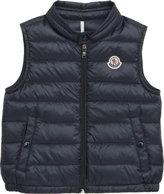 Moncler New Amaury Quilted Down Vest