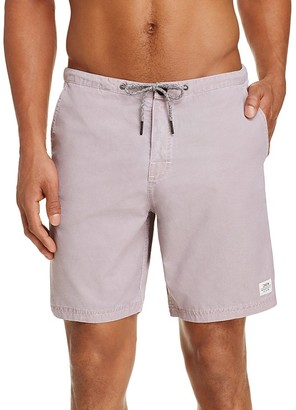 KATIN Solid Beach Board Shorts $59 thestylecure.com
