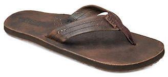 Reef Draftsmen Leather Sandals