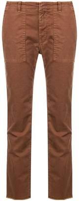 Nili Lotan Jenna cropped trousers
