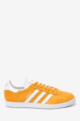 adidas Womens Gazelle Trainers - Yellow