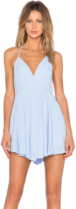 NBD x REVOLVE Get Out Dress $150 thestylecure.com