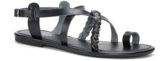 Sonoma Goods For Life Women's SONOMA Goods for Life Strappy Braided Toe Loop Sandals