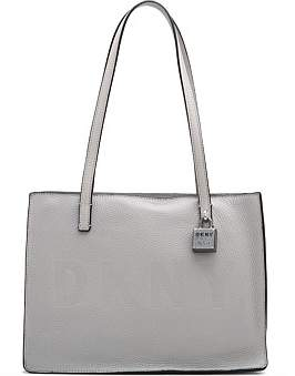 DKNY Commuter-Md Tote-Solid