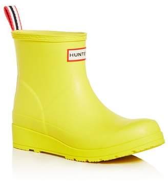 Hunter Women's Original Short Play Wedge Rain Boots