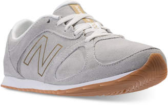 New Balance Women's 555 Casual Athletic Sneakers from Finish Line $64.99 thestylecure.com