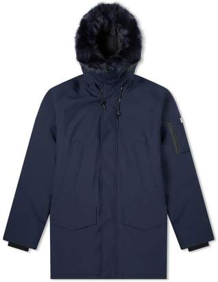 Kenzo Fur Hooded Winter Parka