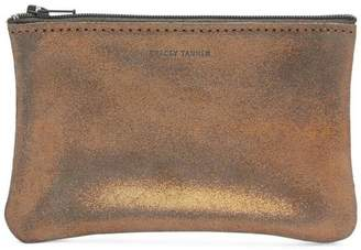 Tracey Tanner Small Leather Zip Pouch