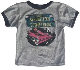 Rowdy Sprout Kids Bruce Springstein Tee
