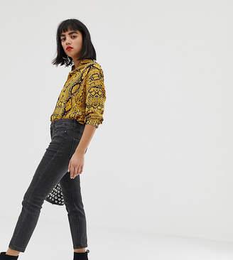 Vero Moda Petite skinny jean in grey