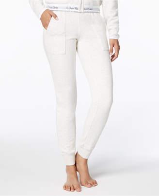 Calvin Klein Logo-Waist Jogger Pants QS5882
