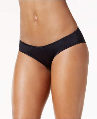 Vince Camuto Riviera Shirred Cheeky Bikini Bottoms Women Swimsuit
