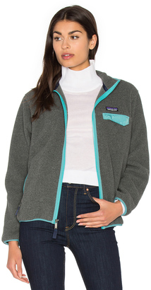 Patagonia Full-Zip Snap-T Jacket $129 thestylecure.com