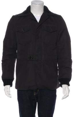 DSQUARED2 Military Puffer Jacket