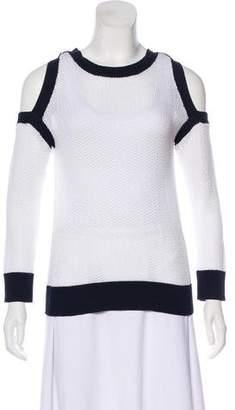 Rag & Bone Cold Shoulder Sweater