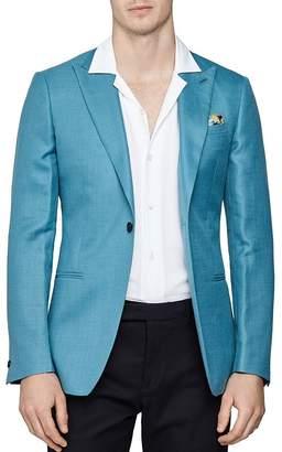 Reiss Mellow Slim Fit Blazer