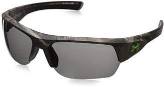 Under Armour Men's Big Shot ANSI 8630085-878700 Rectangular Sunglasses