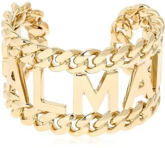 Balmain Chain Logo Bracelet