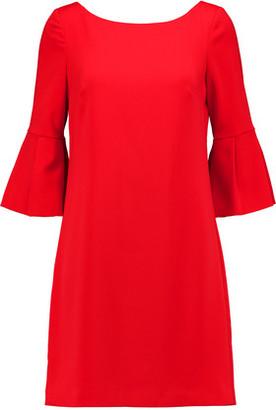 Badgley Mischka Cady Mini Dress $385 thestylecure.com